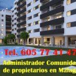 Administrador Comunidad de propietarios en Malaga