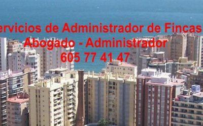 Servicios de administrador